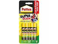 Lot de 5 batons de colle Pattex