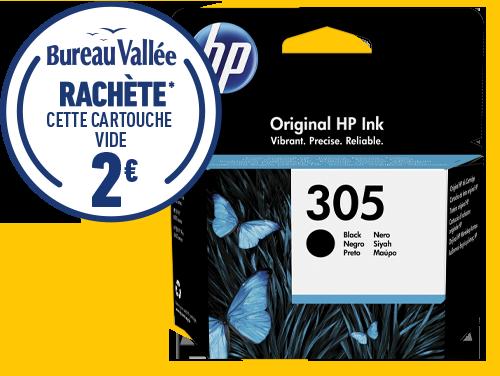 Cartouche d'encre HP 305
