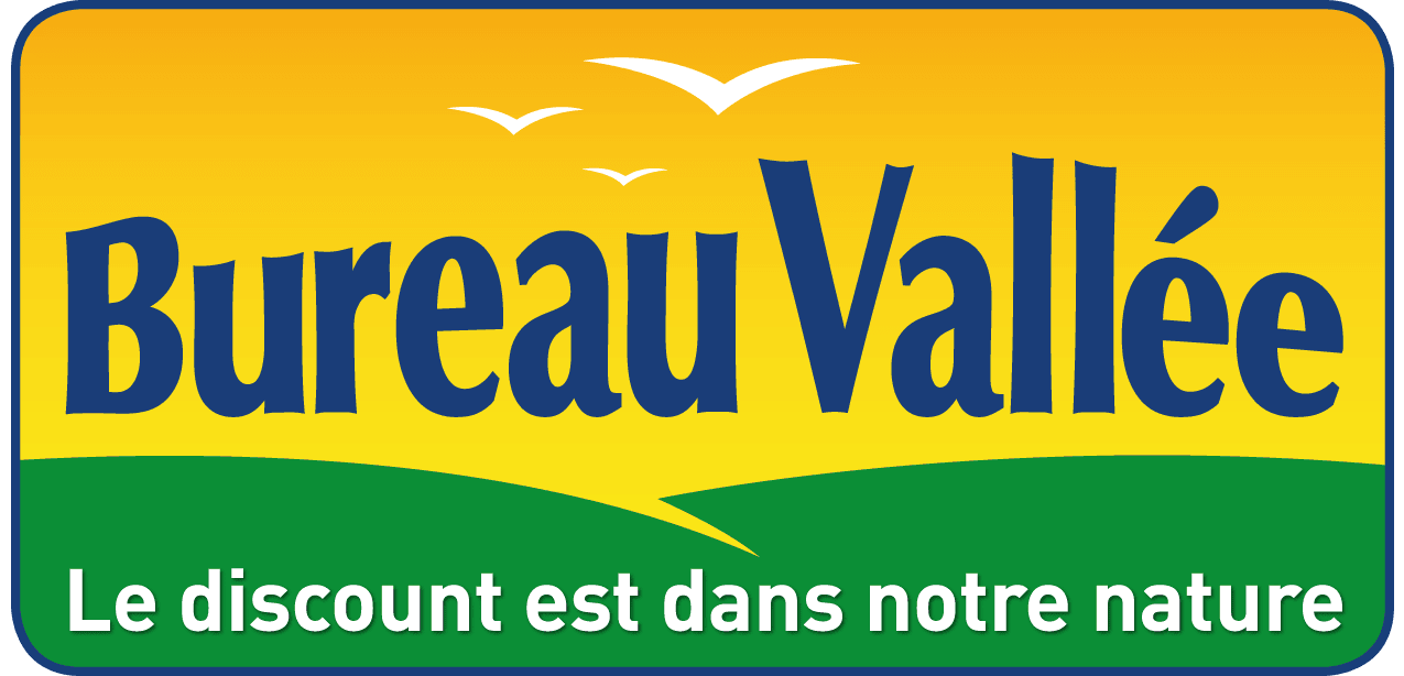 Logo Bureau Vallée Version PNG