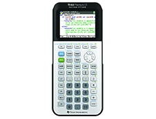 Calculatrice graphique TI83 Premium - Edition Python