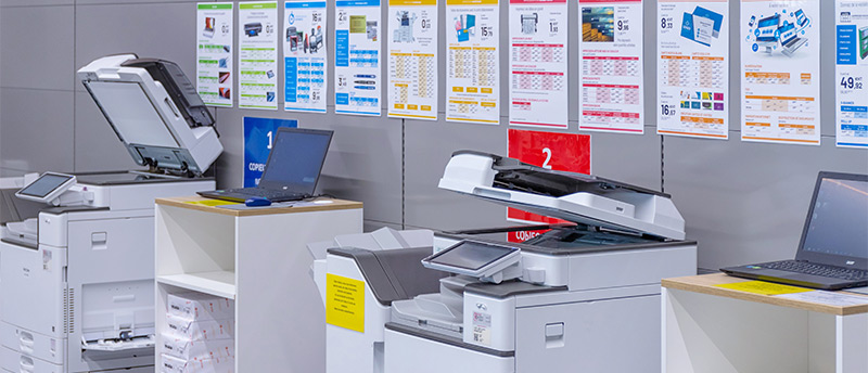 Libre service Bureau Vallée