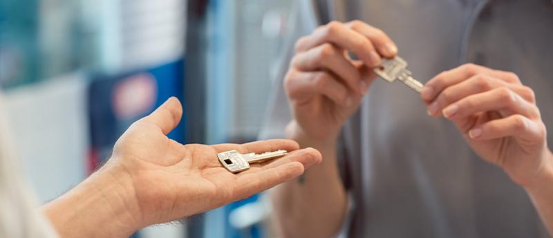 Service reproduction de clés