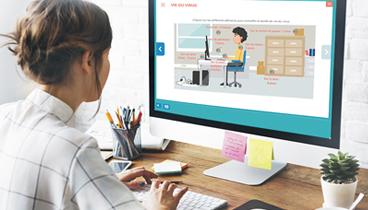 E-learning et webinaire Fellowes